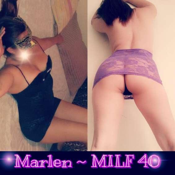 Marlen - milf 40 años - toda la experiencia de una madura