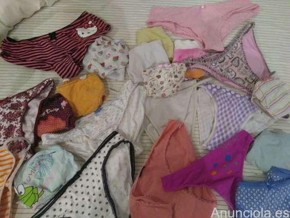 Chicas que vendan ropa interior usada