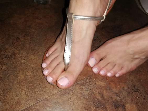 Busco fetichista de pies afeminados